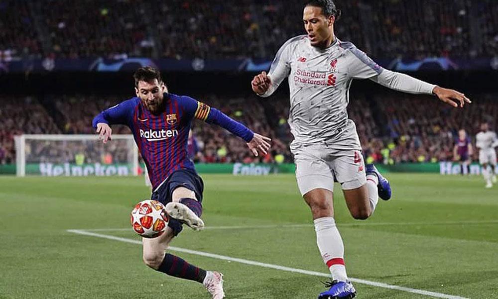 Messi lý giải việc không muốn rời Barca